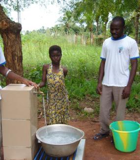 Pozzo a Ouidah