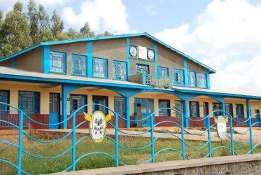 Nuova aula scuola femminile Soddo