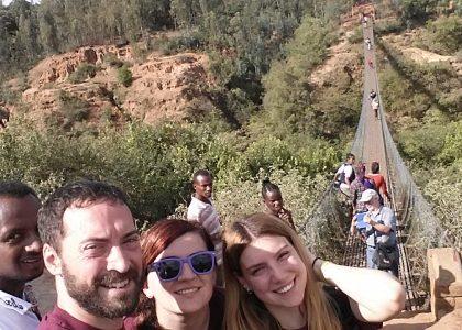Pomeriggio al ponte di Badessa