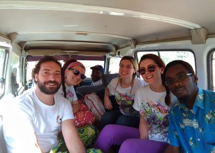 Diario di Viaggio: Zamine Nare e Wallacha