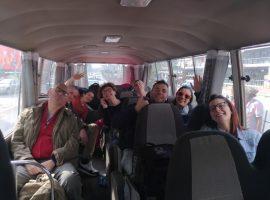 Diario di Viaggio: Arrivo