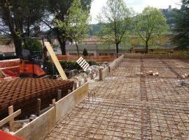 Ricostruzione asilo a San Severino Marche
