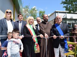 La nuova scuola antisismica a San Severino