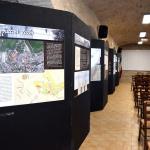 La piccola mostra sulla storia del convento