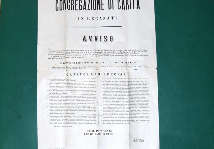 Convegno di studi per il IV centenario della fondazione del nuovo convento a Recanati
