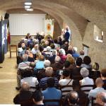 La sala durante il convegno