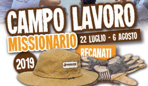 CAMPO LAVORO MISSIONARIO