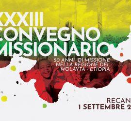 XXXIII Convegno Missionario