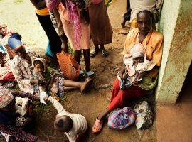 Emergenza Covid-19 Etiopia e Benin.